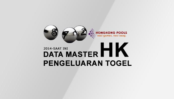Data Master Pengeluaran Togel HK