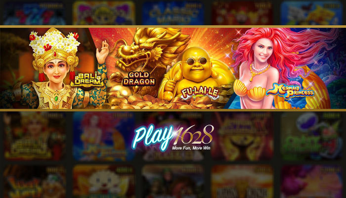 Play1628 Taruhan Slot Mesin Virtual Online